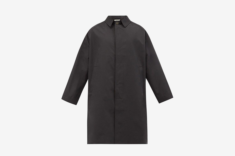 Romer Technical Cotton-Blend Coat