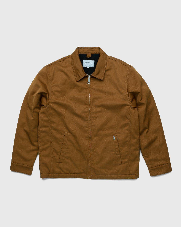 Carhartt WIP – Modular Jacket Tawny Rinsed - Image 1