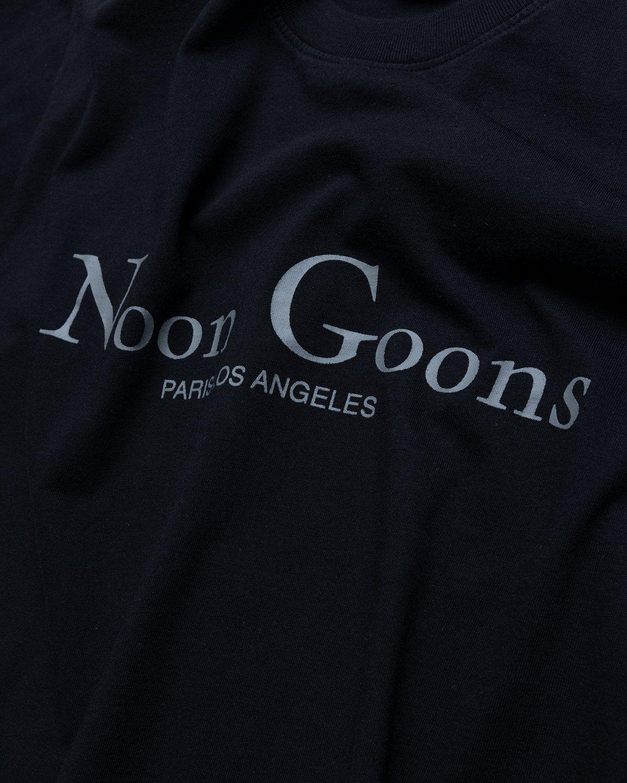 Noon Goons – Sister City T-Shirt Black - Image 4