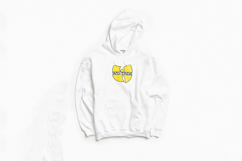 Wu-Tang Hoodie Sweatshirt