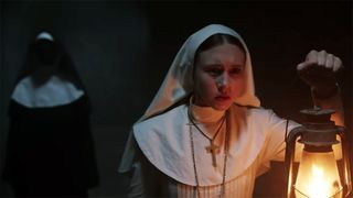 the nun trailer The Conjuring