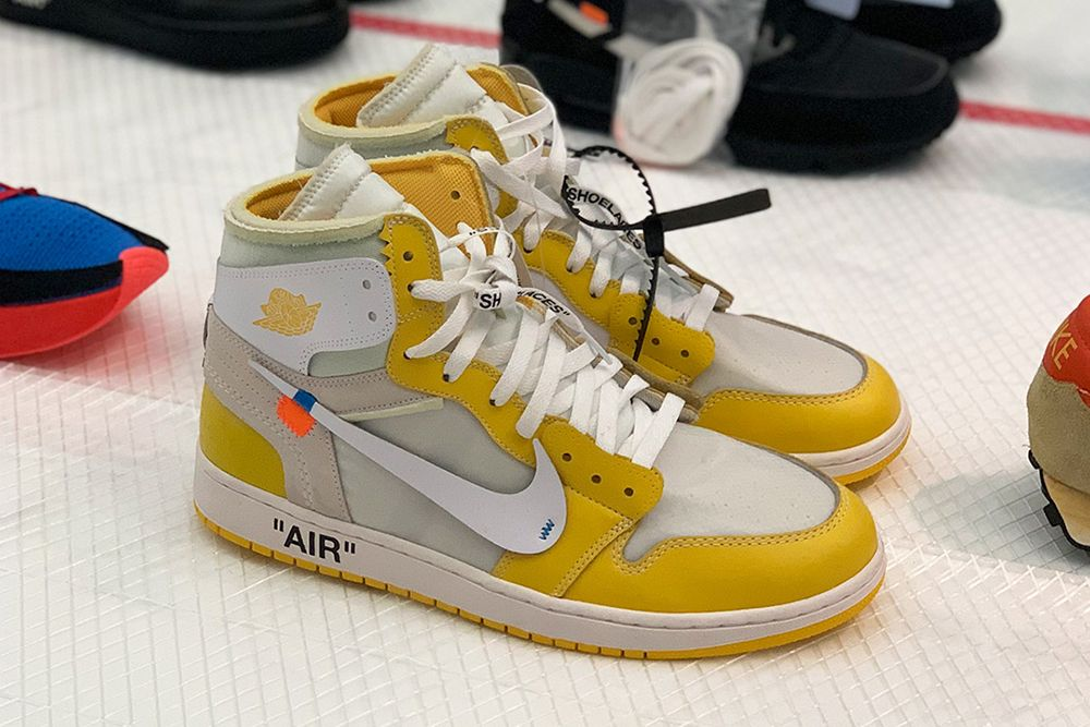"Everything We Know About All Seven ""Pending"" Off-White™ x Nike Sneakers 20"