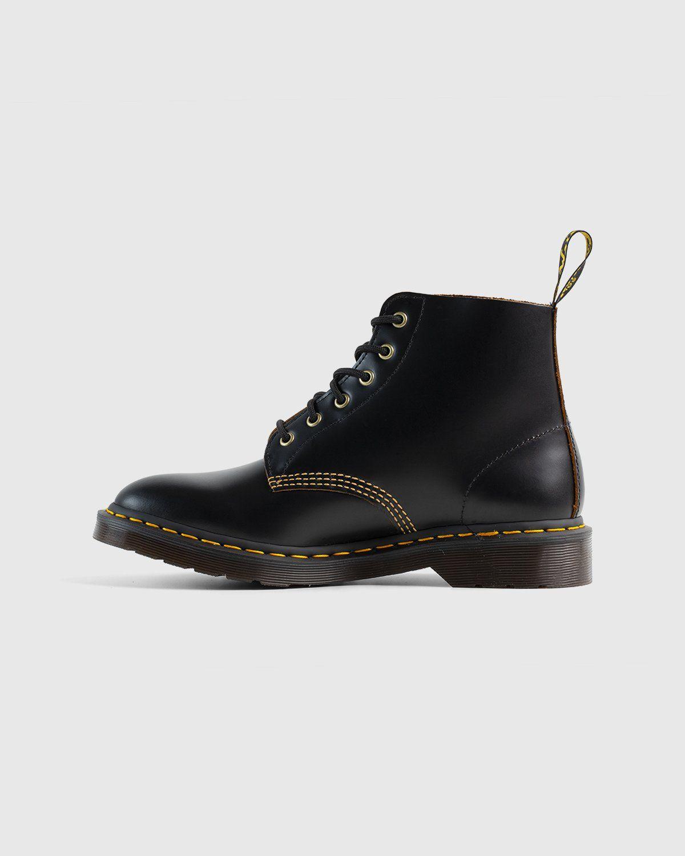 Dr. Martens – 101 Arc Black Vintage Smooth - Image 2