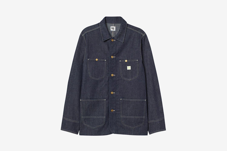 Lee x H&M Denim Chore Coat