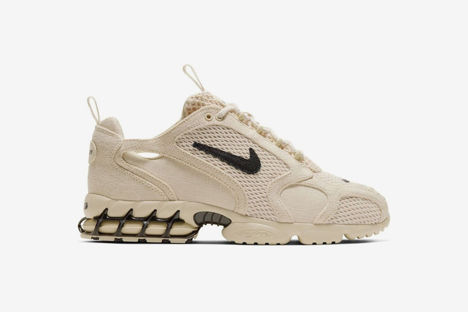 """Air Zoom Spiridon Cage 2 """"Fossil"""""""