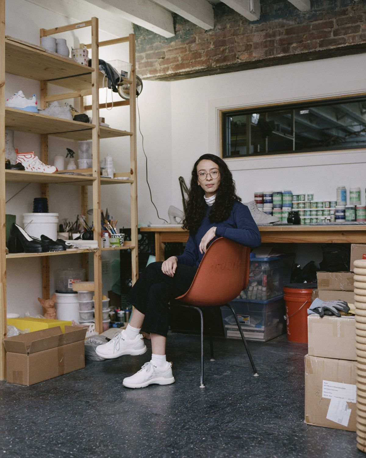 Didi Rojas' Ceramic Sneakers Are Forever DS 15