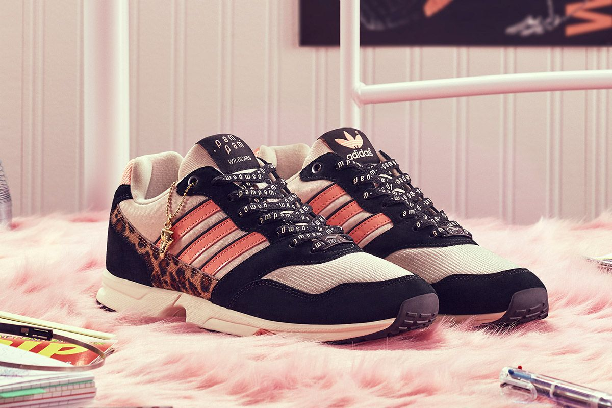 Pam Pam Run Wild With adidas' ZX 1000 9