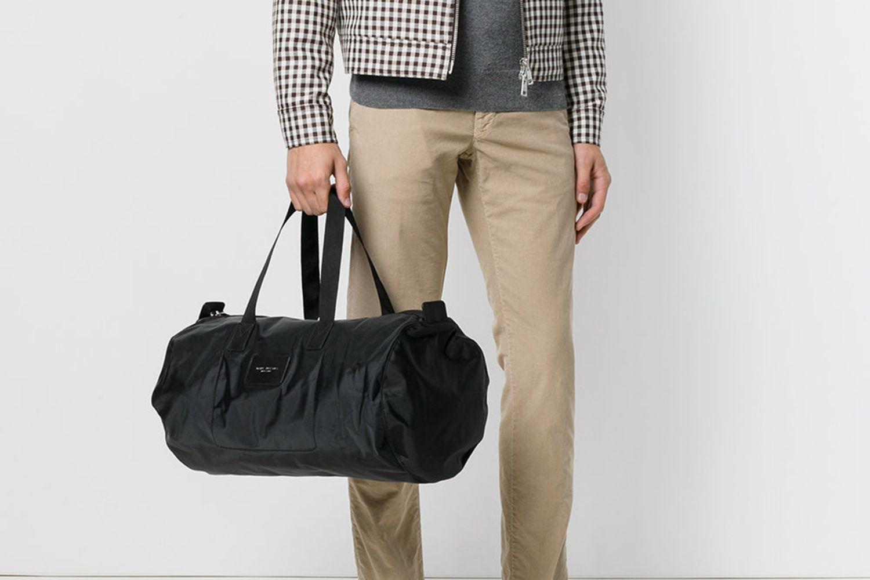 Zipped Holdall Bag