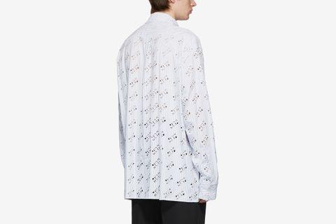 Rush Rush Embroidery Shirt