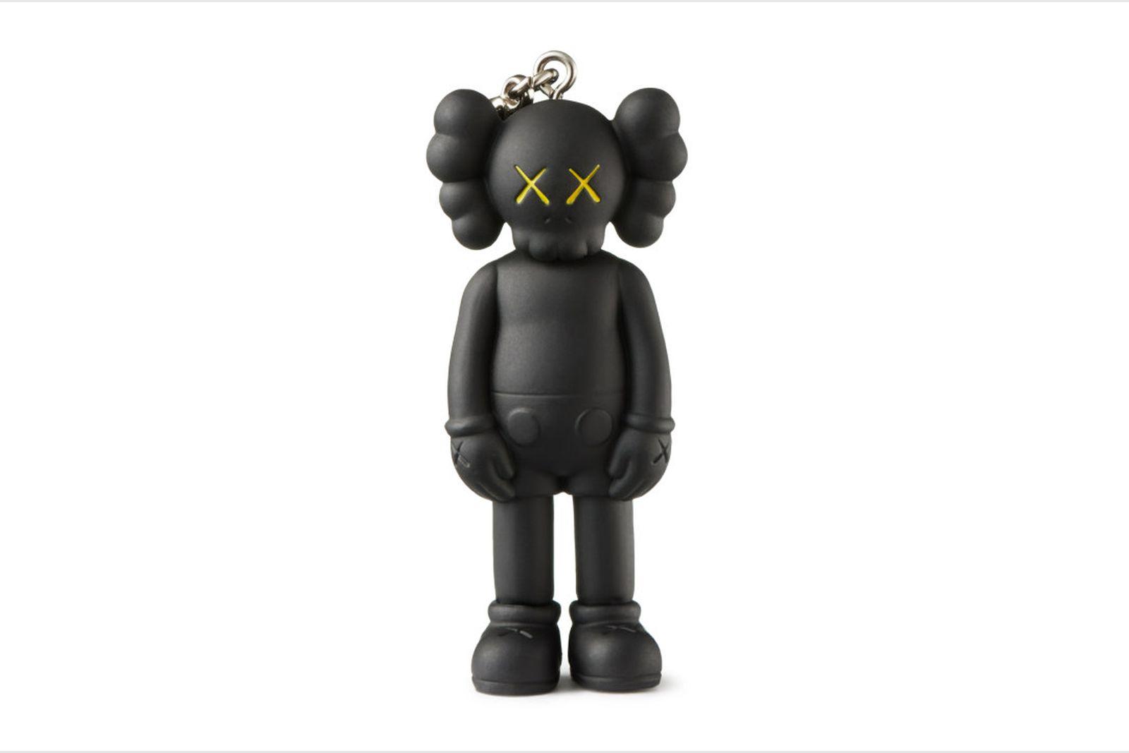 kaws tokyo first exhibit medicom toy figure keyholder chain companion