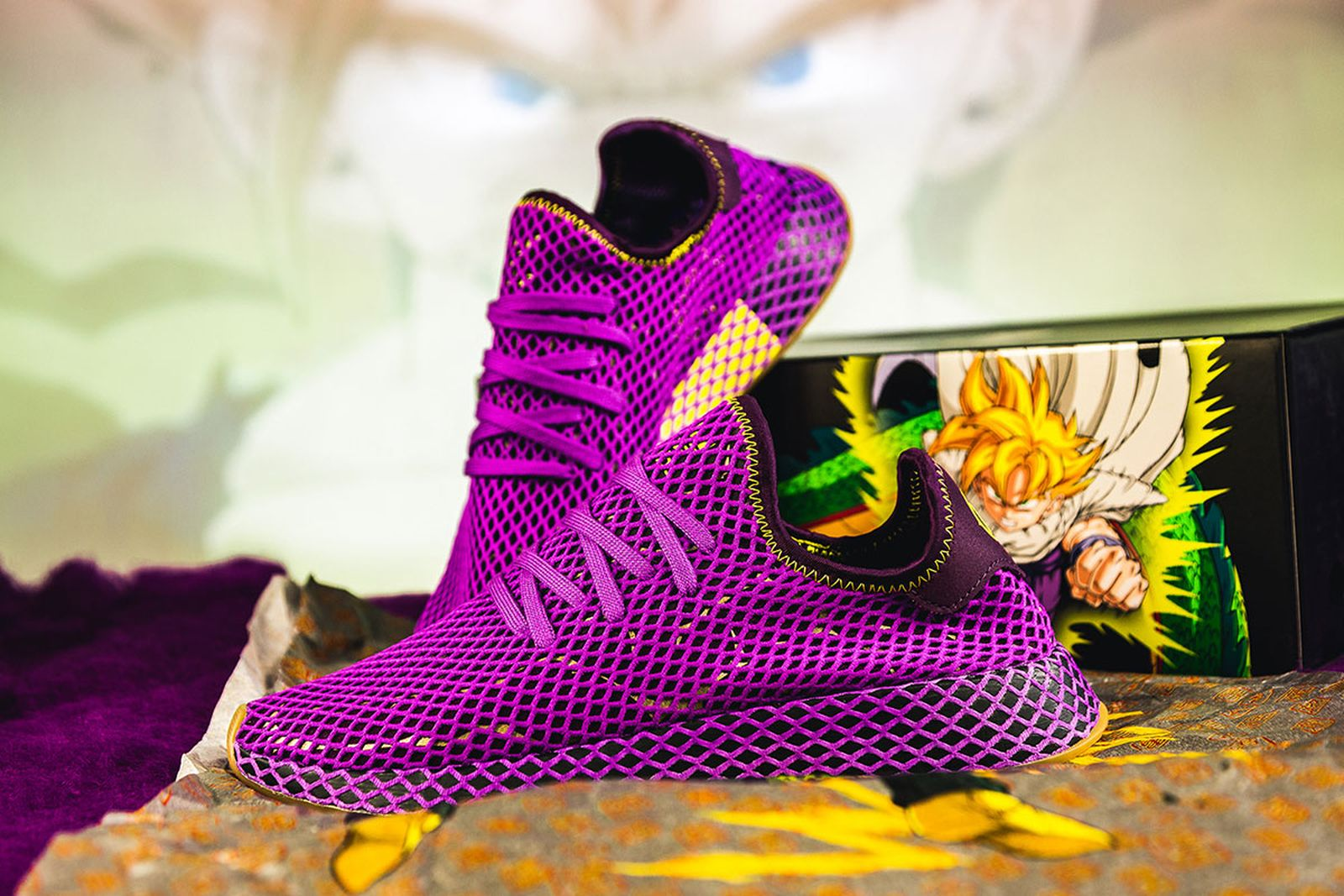 dragon ball z adidas deerupt son gohan release date price