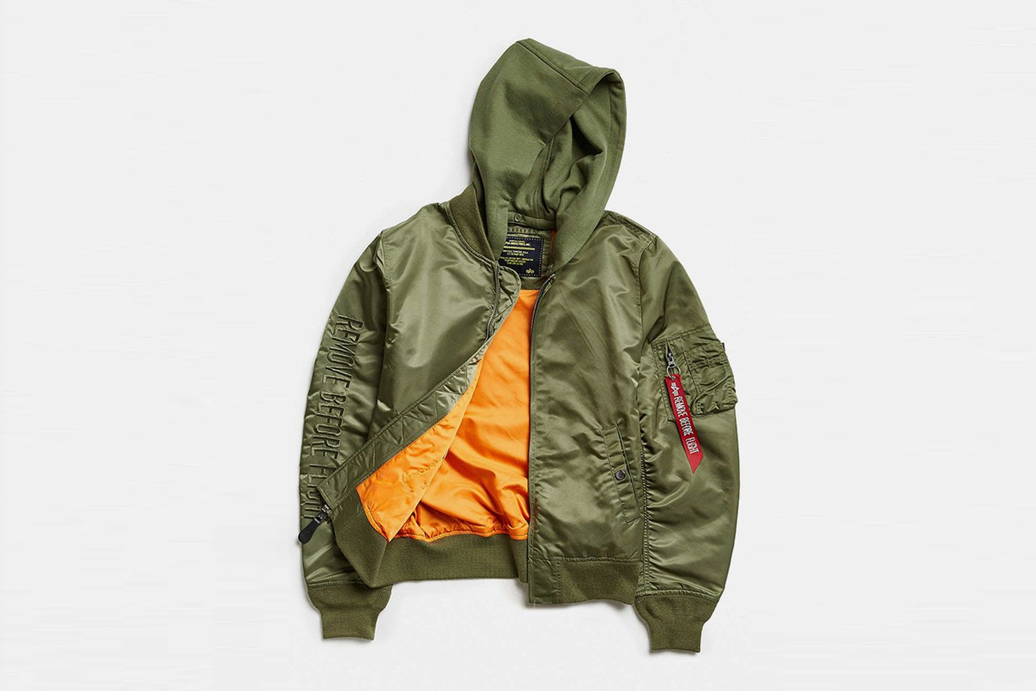 Hooded L-2B Bomber