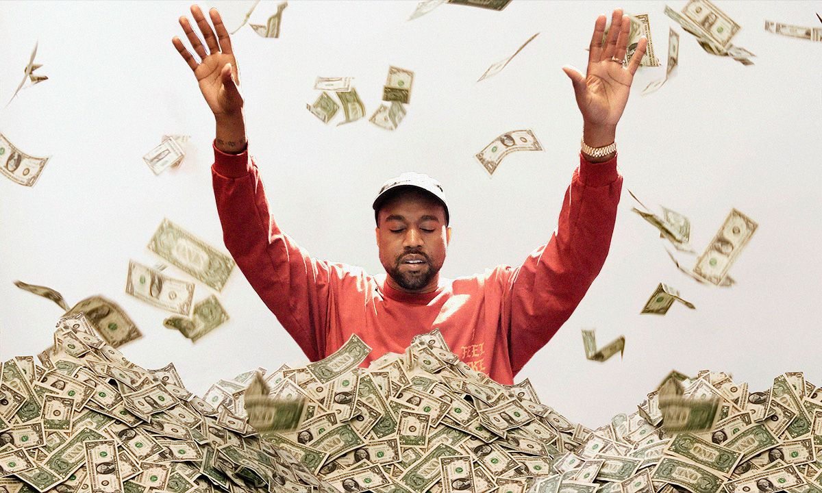 How Long Until Kanye West Becomes A Billionaire?