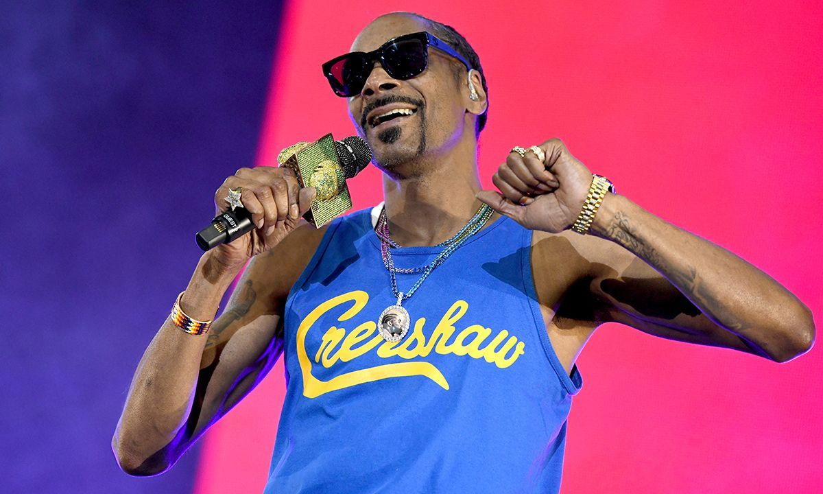 Snoop Dogg's 'I Wanna Thank Me' Album: Stream It Here