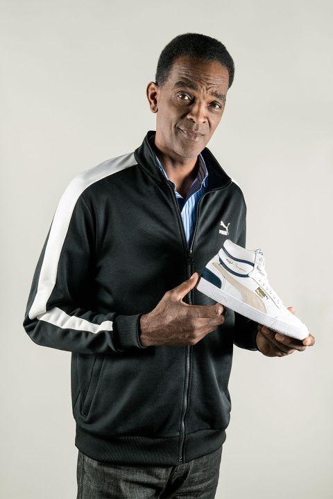 Basketball OG Ralph Sampson's Signature PUMA Sneaker is Stylish as Ever