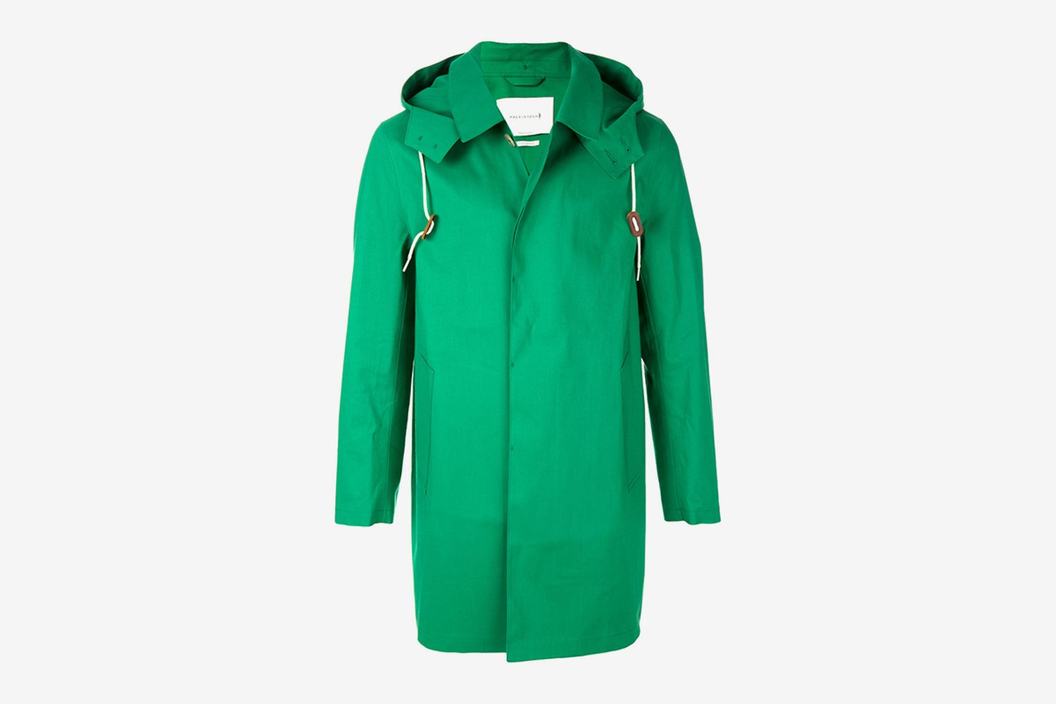 Classic Fitted Raincoat