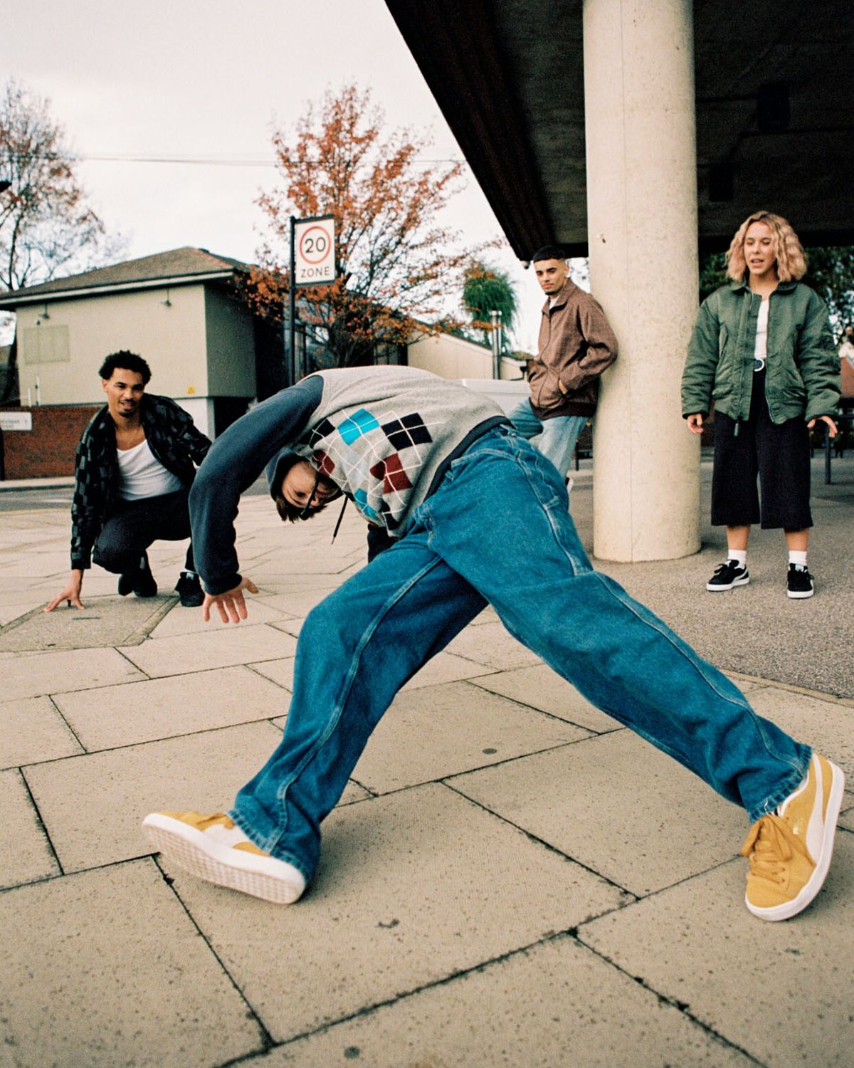 UK Breakers Discuss Why the Puma Suede Is an Icon of Their Global Dance Community 25