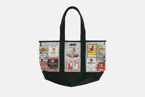 Label Tote Bag