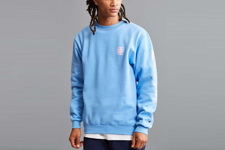 Triple C Fleece Sweatshirt
