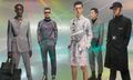 Kim Jones Debuts Dior's Hajime Sorayama-Infused Pre-Fall 2019 Campaign