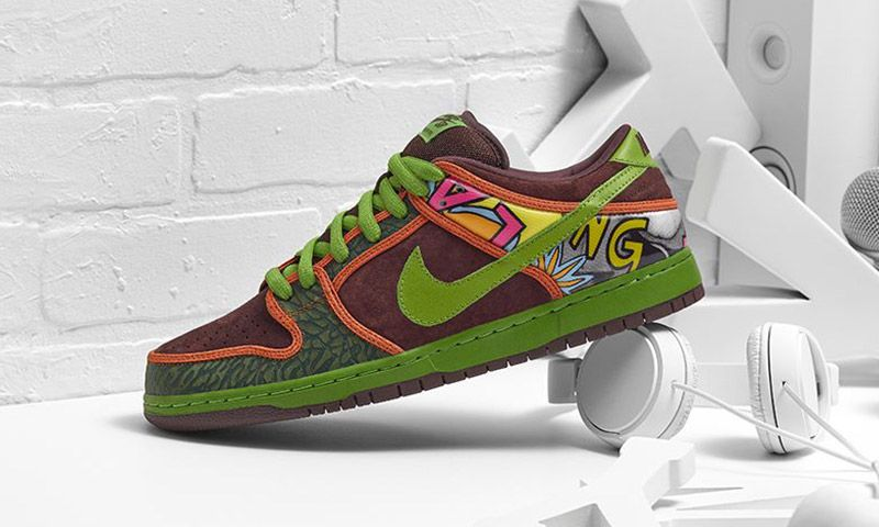 differently e3736 62992 Nike Dunk Low Premium SB