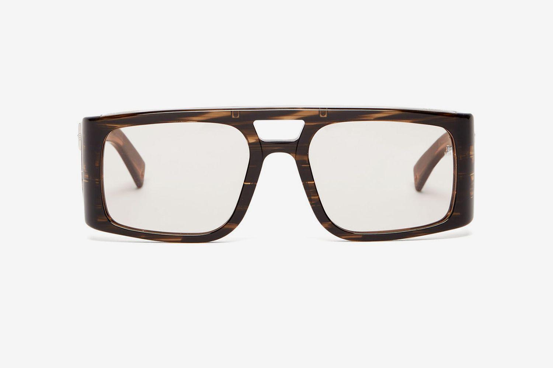 Windsor Shield Acetate Sunglasses