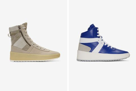 new styles a4b5e d0c4b There s a Fear of God High-Top to Match Every Outfit