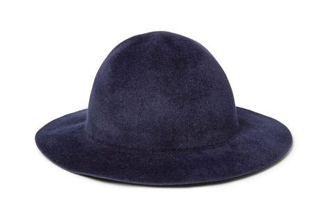 7b93d434913 Burberry Prorsum Rabbit-Felt Hat
