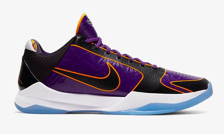 nike zoom kobe 5 protro lakers