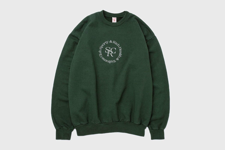 Wellness Crewneck Sweater