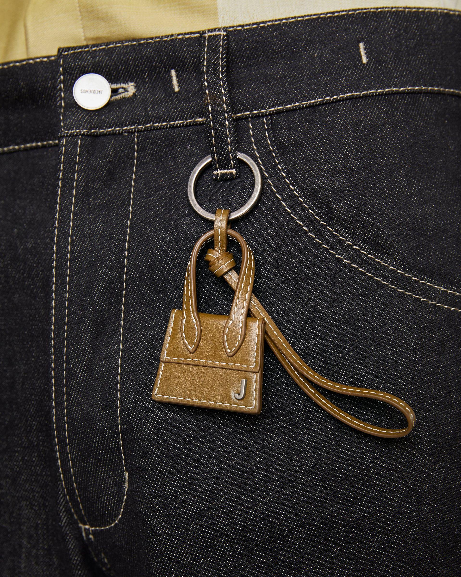 JACQUEMUS - Le Porte Cles Chiquito Dark Khaki - Image 3