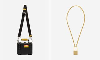 You Can Now Shop Heron Preston's SS19 Tool Bag, Packing Tape & Jewelry