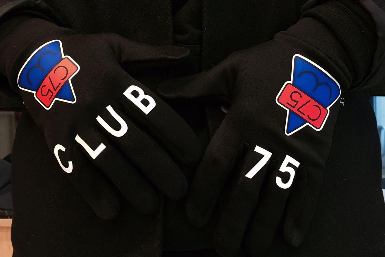 Cat Head Gloves