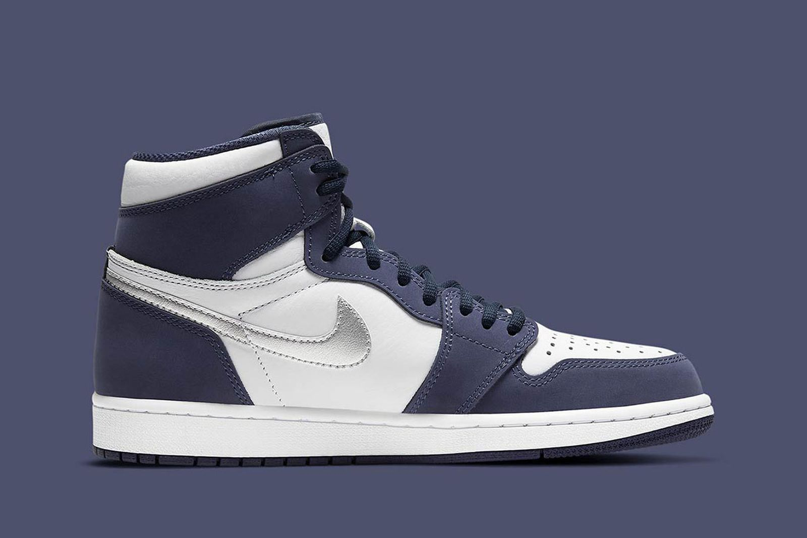 nike air jordan 1 retro high og navy