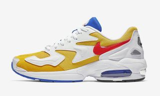 "Nike's Air Max2 Light Is Back in ""University Gold"""