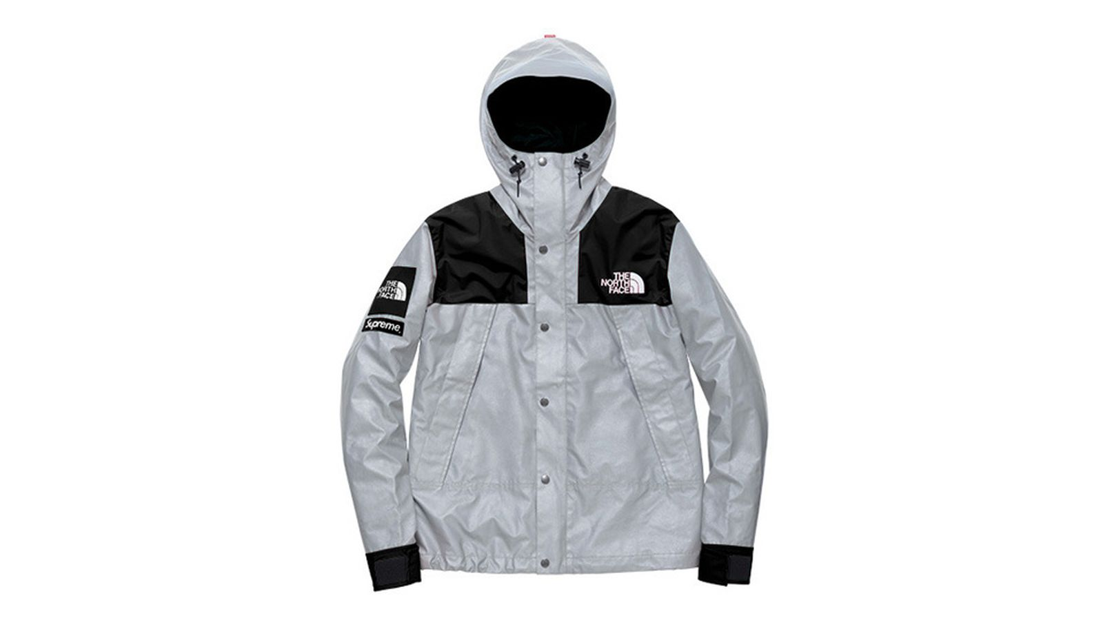 supreme x the north face history ss13