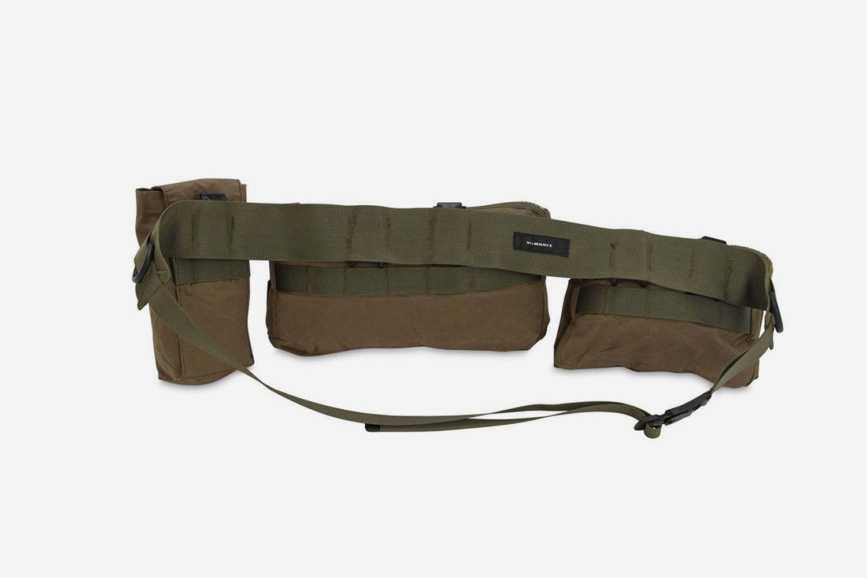 Military Pocket Belt Bag