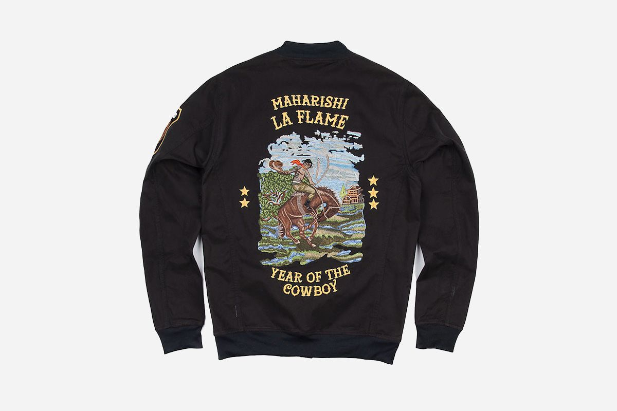 Year Of The Cowboy Tour Jacket