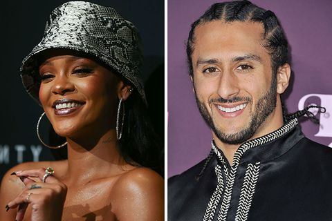 rihanna super bowl halftime performance colin kaepernick Super Bowl LIII