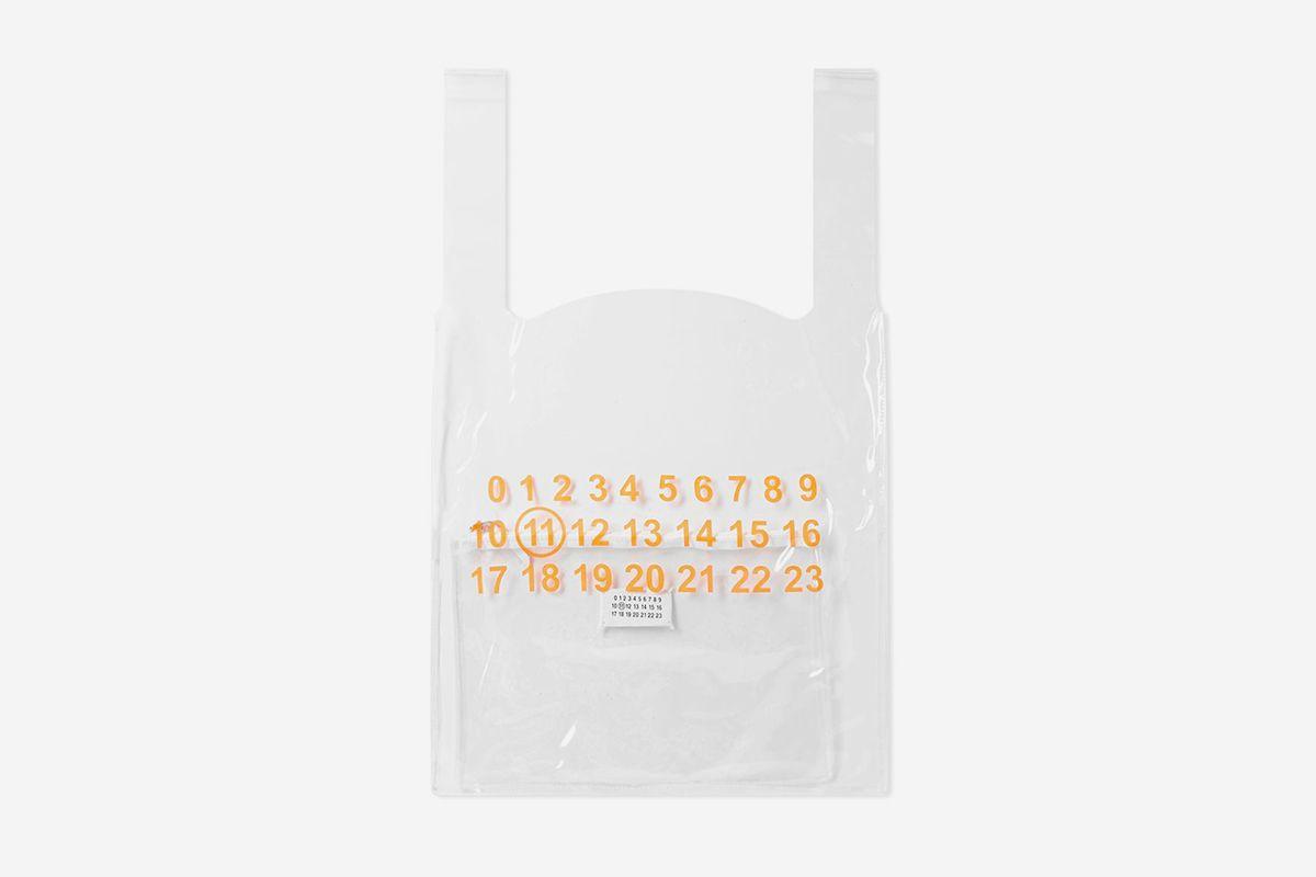 11 Logo Monoprix Bag
