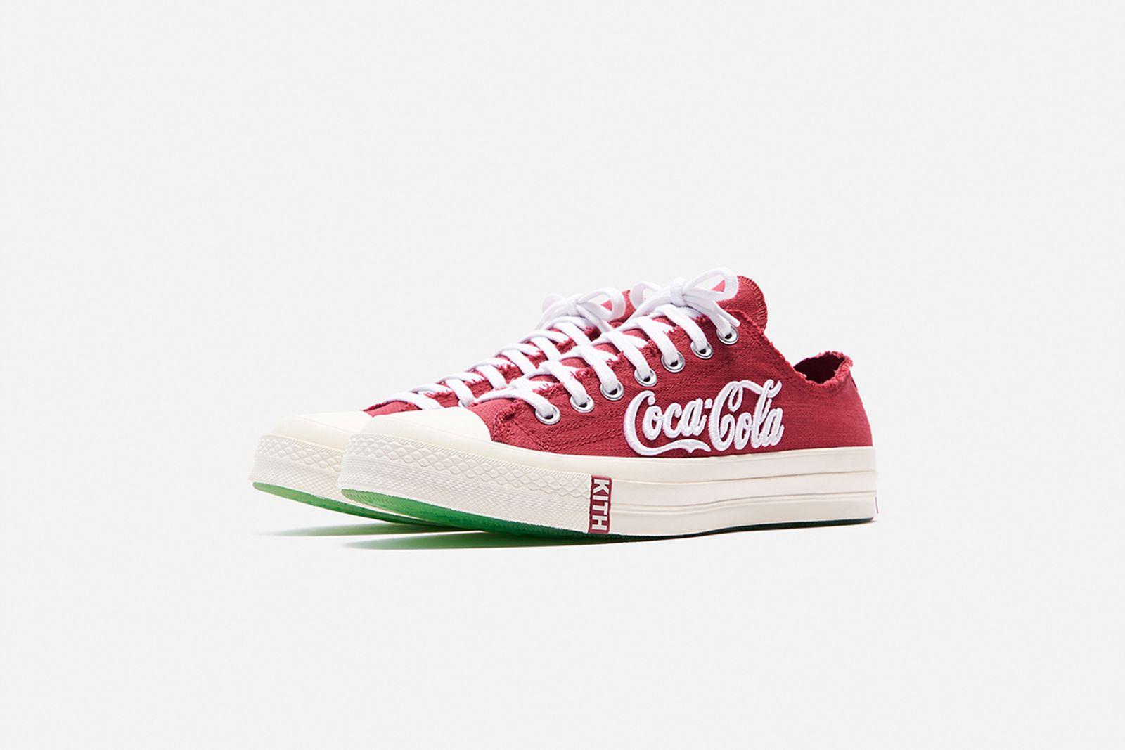 Kith x Coca-Cola x Converse Chuck Taylor