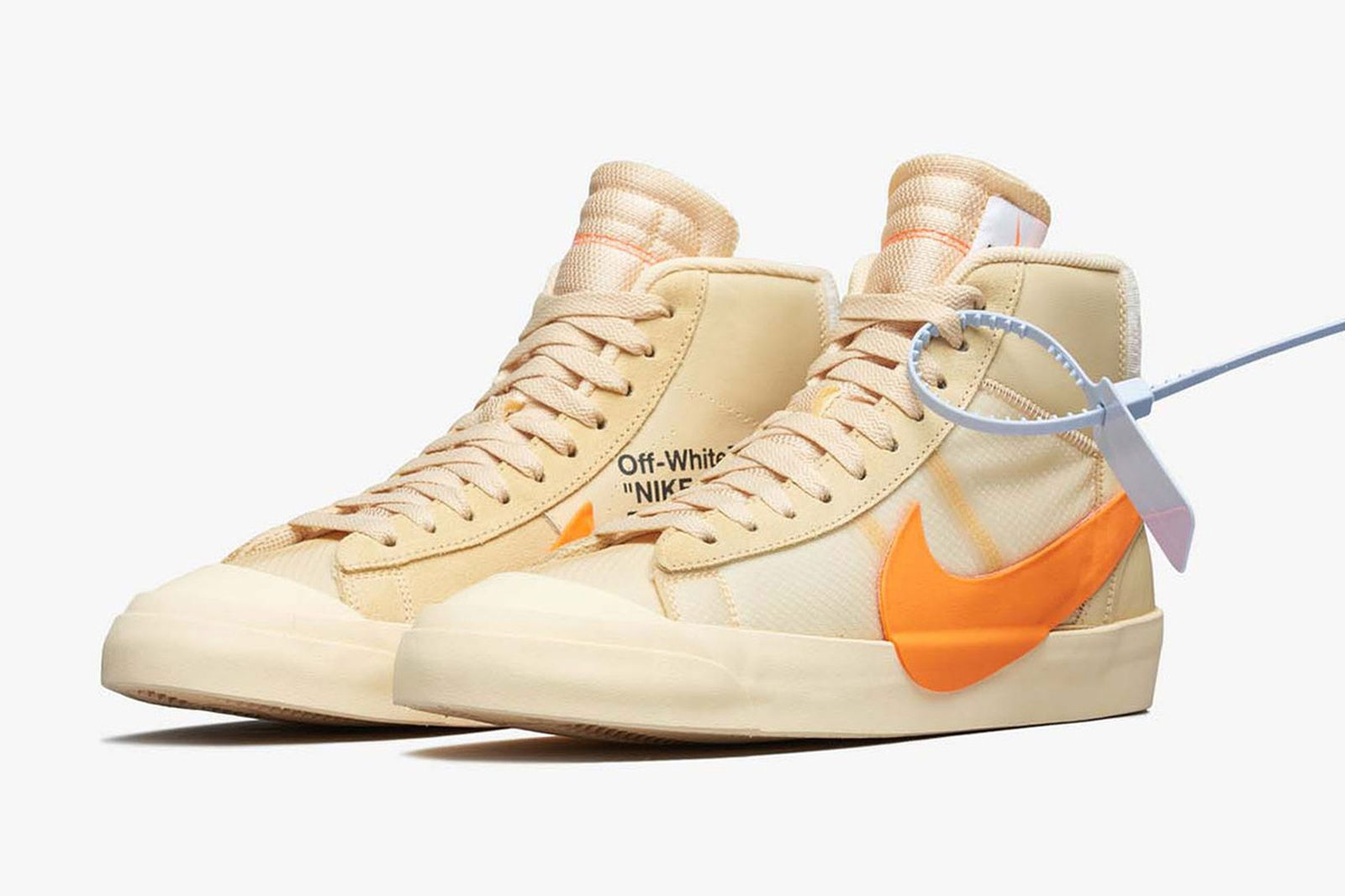 hollow main Nike OFF-WHITE c/o Virgil Abloh StockX