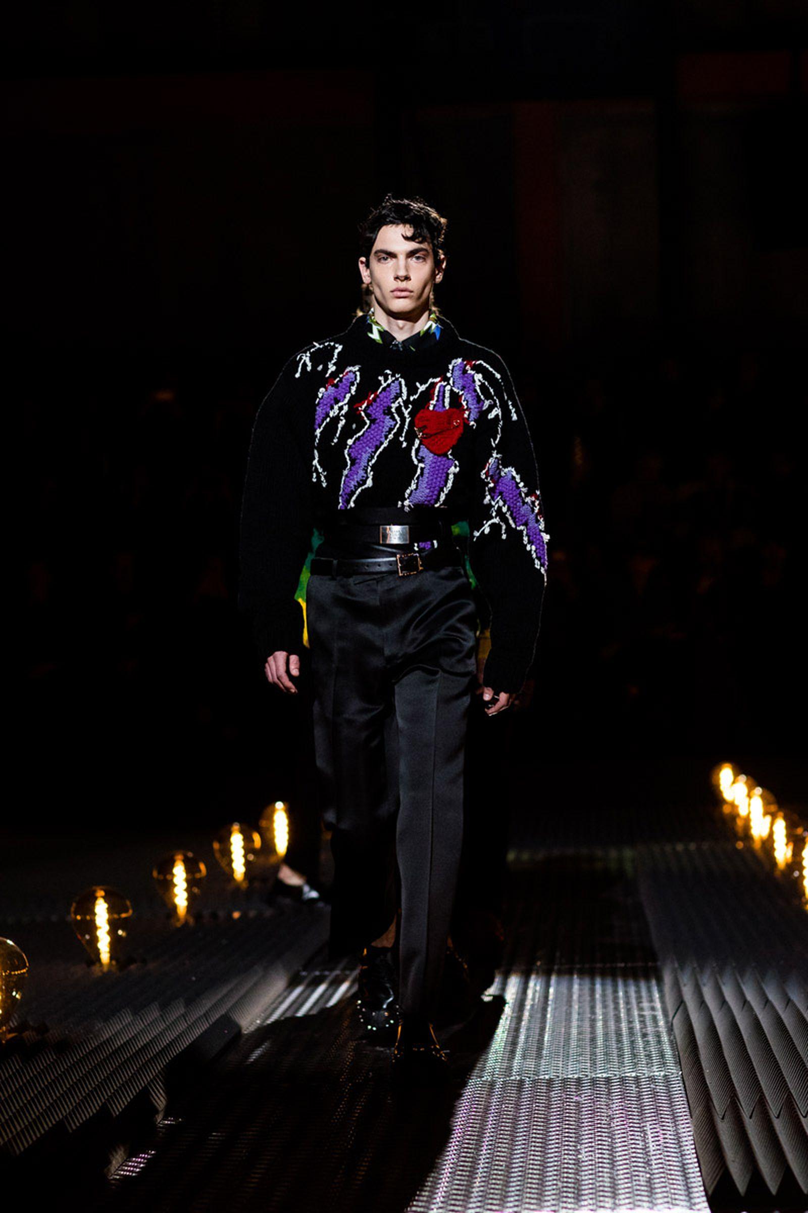 22prada fw19 milan fashion week rumway runway