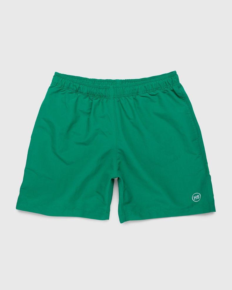 Highsnobiety – Water Shorts Green