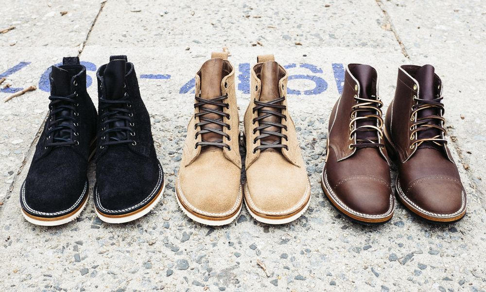 online retailer c82f9 605b9 Viberg for 3sixteen Boots 2015 • Selectism