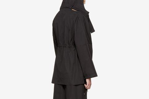 Workwear Slash Neck Jacket