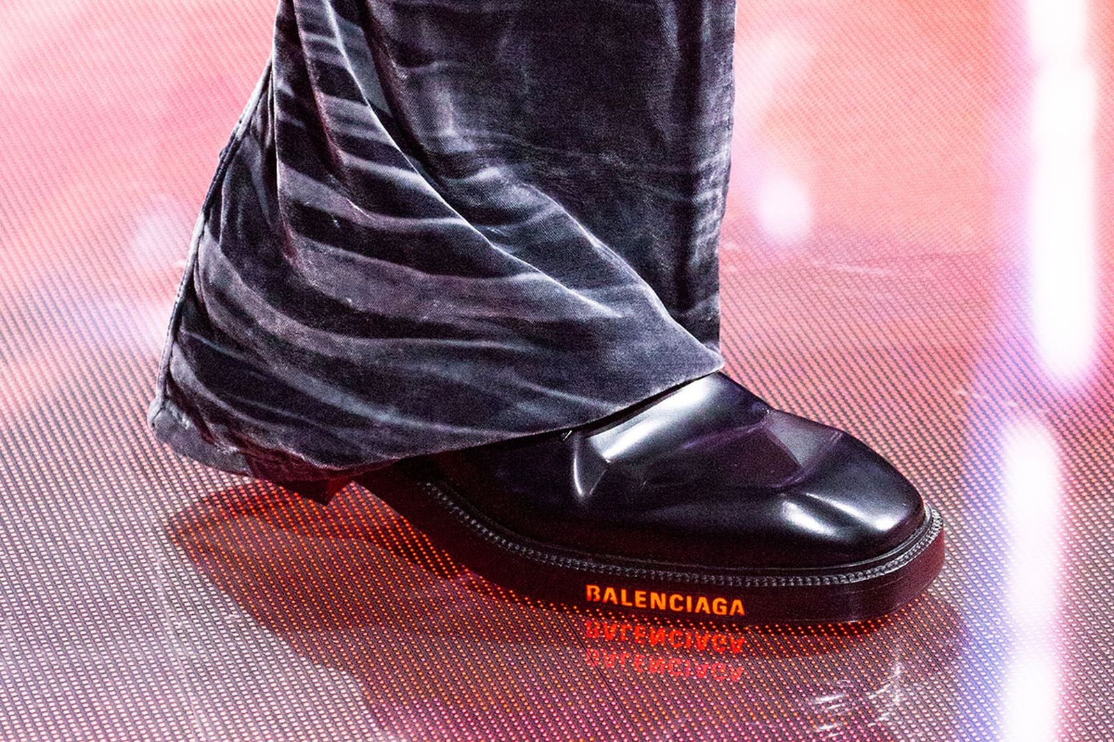 ss19 fashion week no sneakers main 2 Balenciaga Gucci Maison Margiela