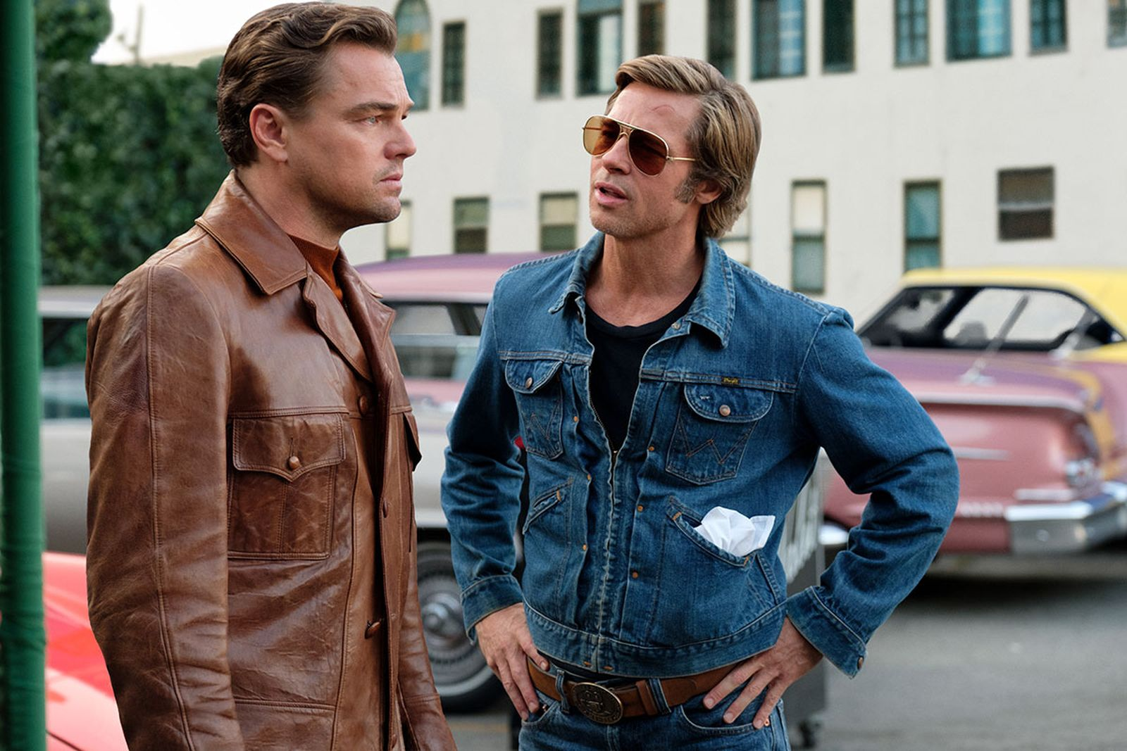 once upon a time in hollywood style brad pitt leonardo dicaprio quentin tarantino