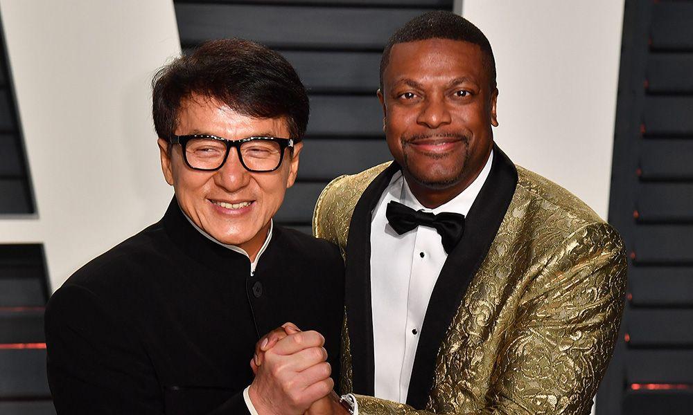 Chris Tucker Jackie Chan Tease Rush Hour 4