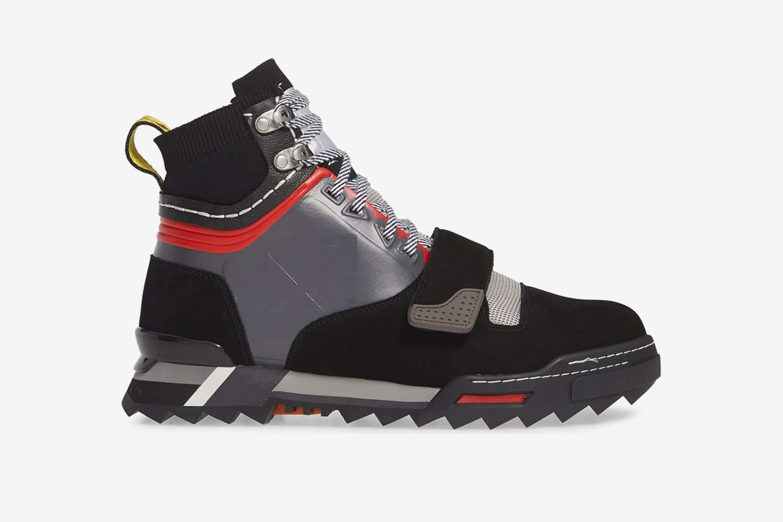 Hiking Sneaker Boot